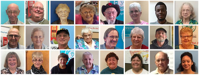 Hearing aid recipients
