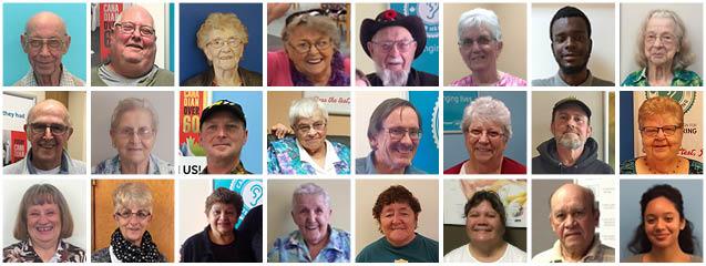 Hearing aid recipients